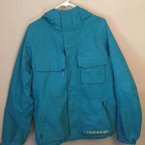 Burton Winter Jacket Shell - Atomic Blue - Men's S